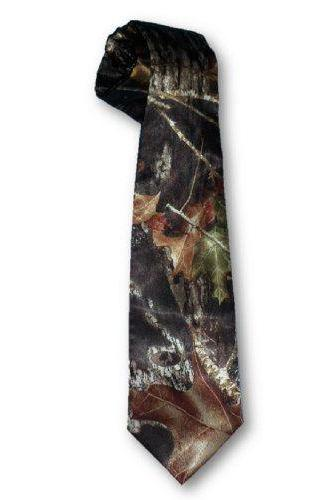 Mossy Oak Tie, Men Tie